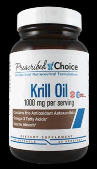 Krill Oil, 1000mg 60 softgels