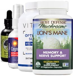 Optic Nerve Regen Package 1A