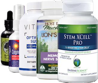 Optic Nerve Regen Package 2A with Stem Cell Support