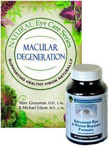 Natural Eye Care Series: Macular Degeneration/AEV Combo