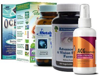 Brain and Memory Support Package 1