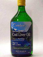 Cod Liver Oil 500 ml Regular Flavor