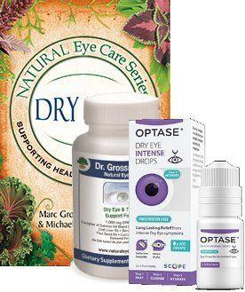 Natural Eye Care Series: Dry Eye Book Package 1