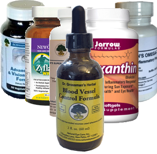 Anti-Inflammatory Eye and Whole Body Package 1 (1 month supply)