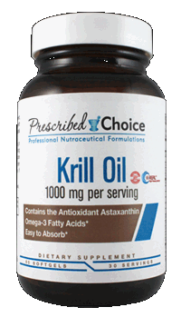 Krill Oil, 1000mg 60 softgels