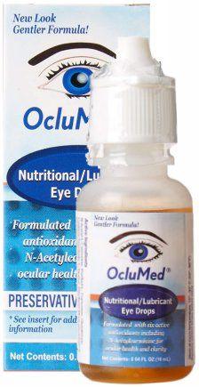 Oclumed Eye Drops 15ml Bottle
