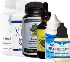 Ocular Herpes Support Package