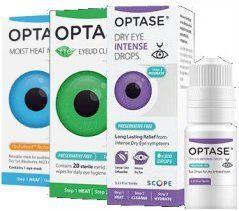 Optase Dry Eye Package