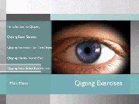 Eye Exercise and Qigong DVD for Eye Health