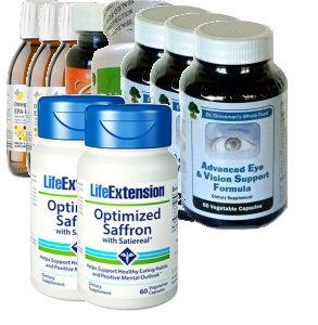 Retinal Support RP Package 2 (3 month supply)