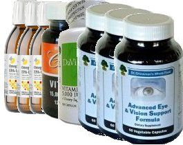 Retinal Support RP Package 1 (3 month supply)