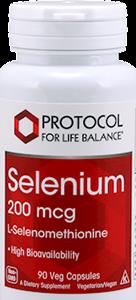 Selenium 200 mcg 90 vcaps