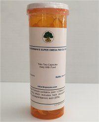 Dr. Grossman's Super Omega Fish Oil Formula