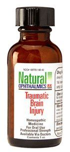 Traumatic Brain Injury Oral Pellets