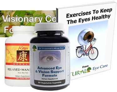 Dr. Grossman's Vision Wellness Package (2-month supply)